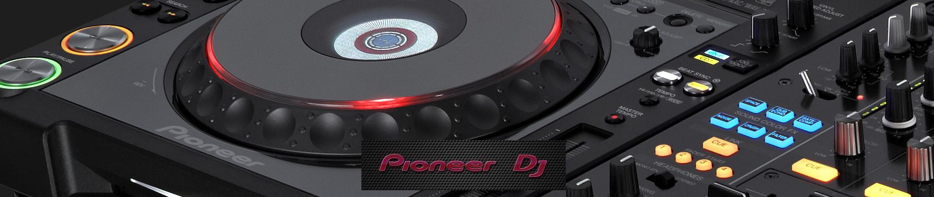 Pioneer DJ Main Image