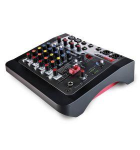 Allen & Heath ZEDi10 4-Mic/Line 2 Stereo i/p Hybrid Mixer 4x4 USB Console