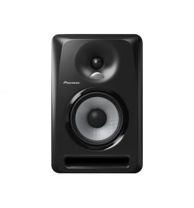 "Pioneer DJ S-DJ50X Bi-Amped 2-Way 5"" Active DJ Monitor 80W Each"