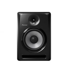 "Pioneer DJ S-DJ80X Bi-Amped 2-Way 8"" Active DJ Monitor 160W Each BLACK"
