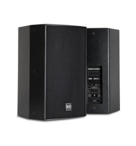 """RCF M501 Media Series 5.5"""" 2-Way Speaker 90x90deg 80W Black"""