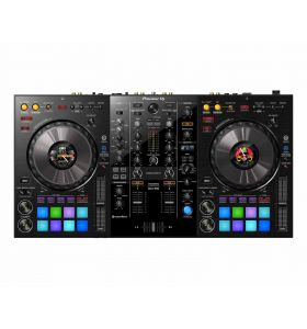 Pioneer DDJ-800 2Ch DJ Controller with FX for rekordbox DJ Software