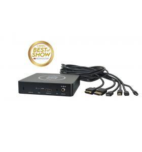 DigitaLinx BYOD-HUB-UT Connection Hub (6x1 under table BYOD auto-switcher / scaler)