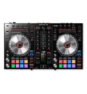 Pioneer DDJ-SR2 DJ Controller for Serato DJ Software 2-Channel