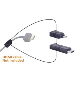 Liberty DL-AR397 Universal HDMI Adapter Ring Complete Assembly (2 Adapters)