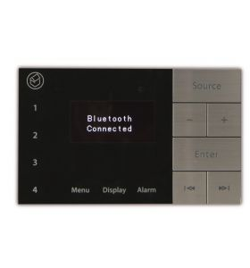 Systemline E100 Bluetooth DAB/FM Music System