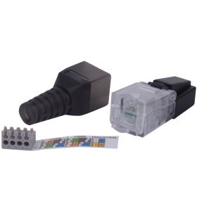 Liberty's Connectec Category 6 Unshielded Field RJ45