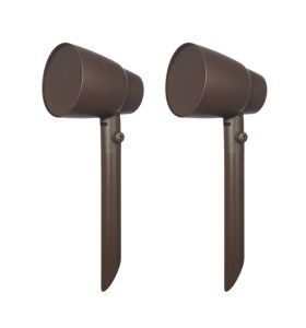 SpeakerCraft Terrazza 'SC-TERR-2.0' 4 Inch Outdoor Satellite Speaker Expansion Kit (Pair)