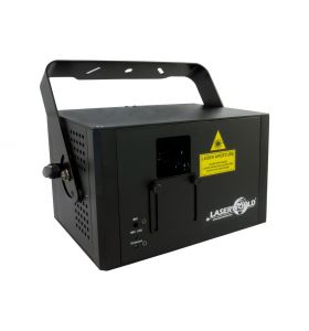 Laserworld CS1000RGBMKII 7 Colour Laser 30kpps Galvo Motor ILDA & DMX