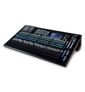 Allen & Heath QU32 38-In and 28-Out Dig Mix with Motorised Faders CHROME