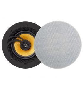 Lithe Audio Bluetooth 5 Ceiling Speaker (PAIR - Master/Slave)