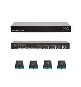Pulse-Eight Neo:4 Professional (P8-HDBT-L-FFMS44-22-KIT)