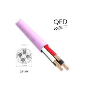QED QX16/4 (LSZH) 4 Core Installation Speaker Cable