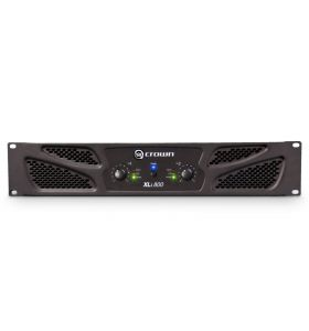 Crown Audio XLi800 Rugged Power Amplifier 2x300W @ 4ohm 2U